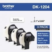 Brother DK Multipurpose Label (DK12043PK)