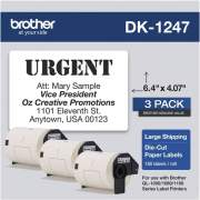 Brother DK Shipping Label (DK12473PK)