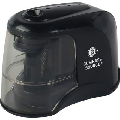 Business Source 2-way Electric Pencil Sharpener (02870)