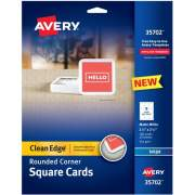 Avery Inkjet Printable Multipurpose Card (35702)