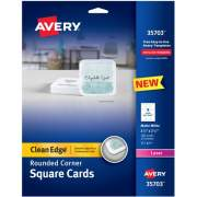 Avery Laser Printable Multipurpose Card (35703)