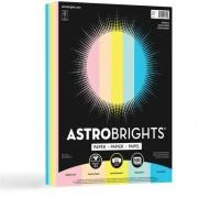 Astro Laser, Inkjet Copy & Multipurpose Paper - Bubble Gum, Lunar Blue, Merry Mint, Lift-off Lemon, Punchy Peach (91714)