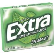 Mars Spearmint Flavored Chewing Gum (22037)