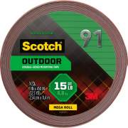 3M Scotch-Mount Outdoor Mounting Tape (411H)