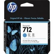 HP 712 Original Ink Cartridge - Cyan (3ED67A)