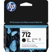 HP 712 Original Ink Cartridge - Black (3ED70A)