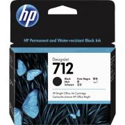 HP 712 Original Ink Cartridge - Black (3ED71A)