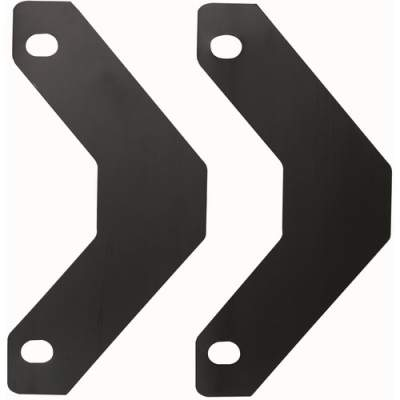 Avery Triangle Shaped Sheet Lifters for 3-Ring Binders, Black, 2 Pack (75225)