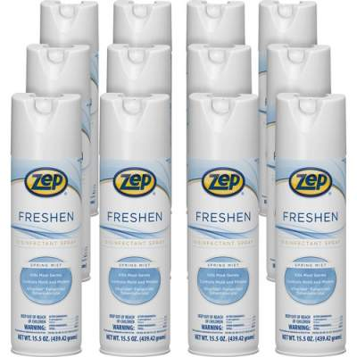 Zep Commercial Freshen Disinfectant Spray (1050017)