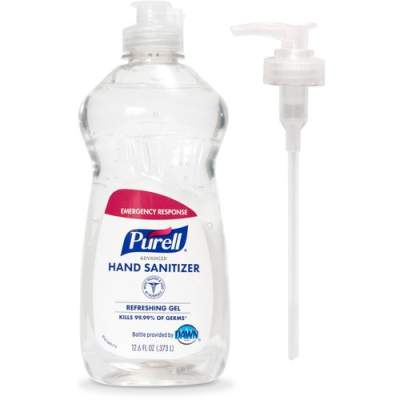 PURELL Advanced Hand Sanitizer Refreshing Gel (974712S)