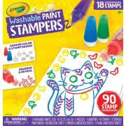 Crayola Washable Paint Stampers Set (541077)