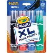 Crayola XL Classic Poster Markers (588356)