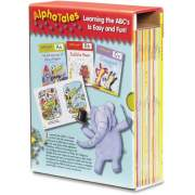 Scholastic S.T.Resources Pre-K AlphaTales Book Set Printed Book (0545067645)