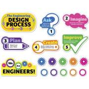 Scholastic S.T.Resources We Are Engineers Bulletin Board Set (1338236231)