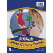 Pacon Art Street Canvas Panels (AC6052)
