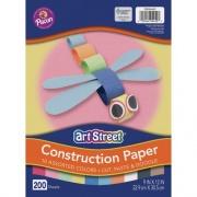 Pacon Art Street Lightweight Construction Paper (P0094450)
