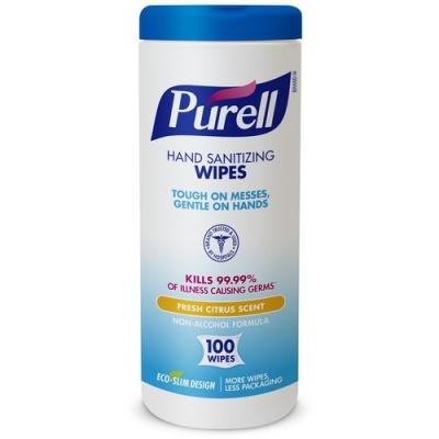 PURELL Fresh Scent Hand Sanitizing Wipes (911112)