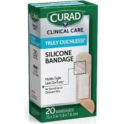 Curad Truly Ouchless Fabric Bandage (CUR5002V1)
