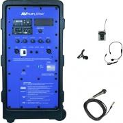 AmpliVox Titan Wireless Portable PA System (SW80096)