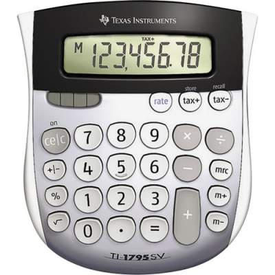 Texas Instruments TI1795 Angled SuperView Calculator (TI-1795SV)