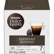Nescafe Dolce Gusto Espresso Intenso Coffee Pod Pod (10616)