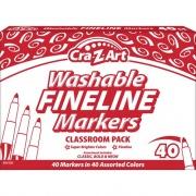Cra-Z-Art Super Washable Finetip Markers (0134448)