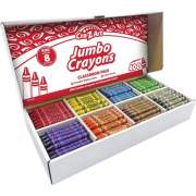 Cra-Z-Art Jumbo Crayons Classroom Pack (740051)