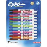 EXPO Low-Odor Dry Erase Fine Tip Markers (2138429)
