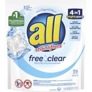 Dial All Free Clear Mightypacs Laundry Pods (73978)