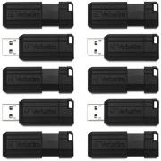 Verbatim PinStripe USB Drive (70901)