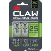 3M CLAW Drywall Picture Hanger (3PH25M4ES)