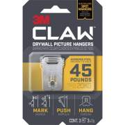 3M CLAW Drywall Picture Hanger (3PH45M3ES)