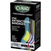 Curad Strip Antibacterial Ironman Bandages (CURIM5020)