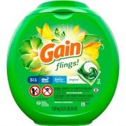 Gain Flings Detergent Pacs (86792)