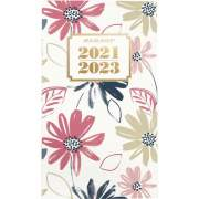 AT-A-GLANCE Badge Floral Academic 2-year Planner (1535F021A)