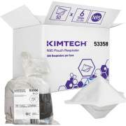 Kimtech N95 Pouch Respirator - NIOSH-Approved (53358)