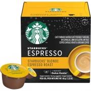 Starbucks Blonde Espresso Roast Pod (94333)