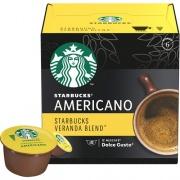 Starbucks Veranda Blend Americano Coffee Pod (94245EA)