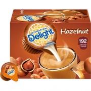 International Delight Hazelnut Liquid Creamer Singles (101522)