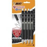 BIC PrevaGuard Gel-ocity Gel Pen (RGGAP4BK)