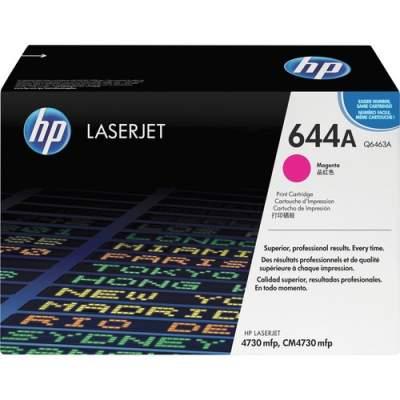 HP 644A Magenta Original LaserJet Toner Cartridge (Q6463A)