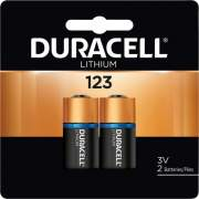 Duracell Lithium Photo Battery (DL123AB/2)