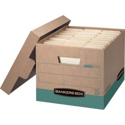 Fellowes Bankers Box Recycled R-Kive - Letter/Legal (12775)
