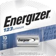 Energizer 123 Batteries, 1 Pack (EL123APBP)