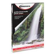 Innovera Heavyweight Photo Paper, 11 mil, 8.5 x 11, Matte White, 50/Pack (IVR99650)