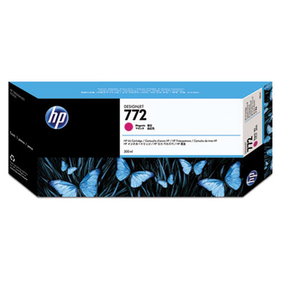 HP 771A 3-pack 775-ml Magenta DesignJet Ink Cartridges (B6Y41A)