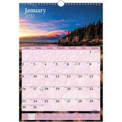AT-A-GLANCE Scenic Monthly Wall Calendar (DMW20028)