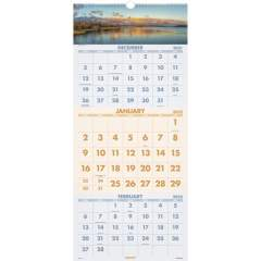 AT-A-GLANCE Scenic Design 3-month Wall Calendar (DMW50328)