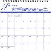 AT-A-GLANCE Illustrators Edition Monthly Wall Calendar (G100017)