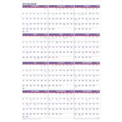 AT-A-GLANCE Yearly Wall Calendar (PM1228)